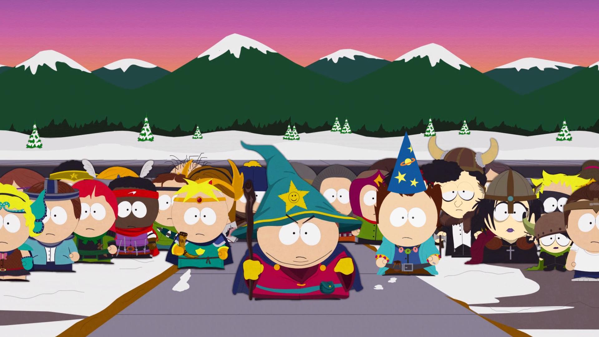 17 – South Park : Le bâton de la vérité