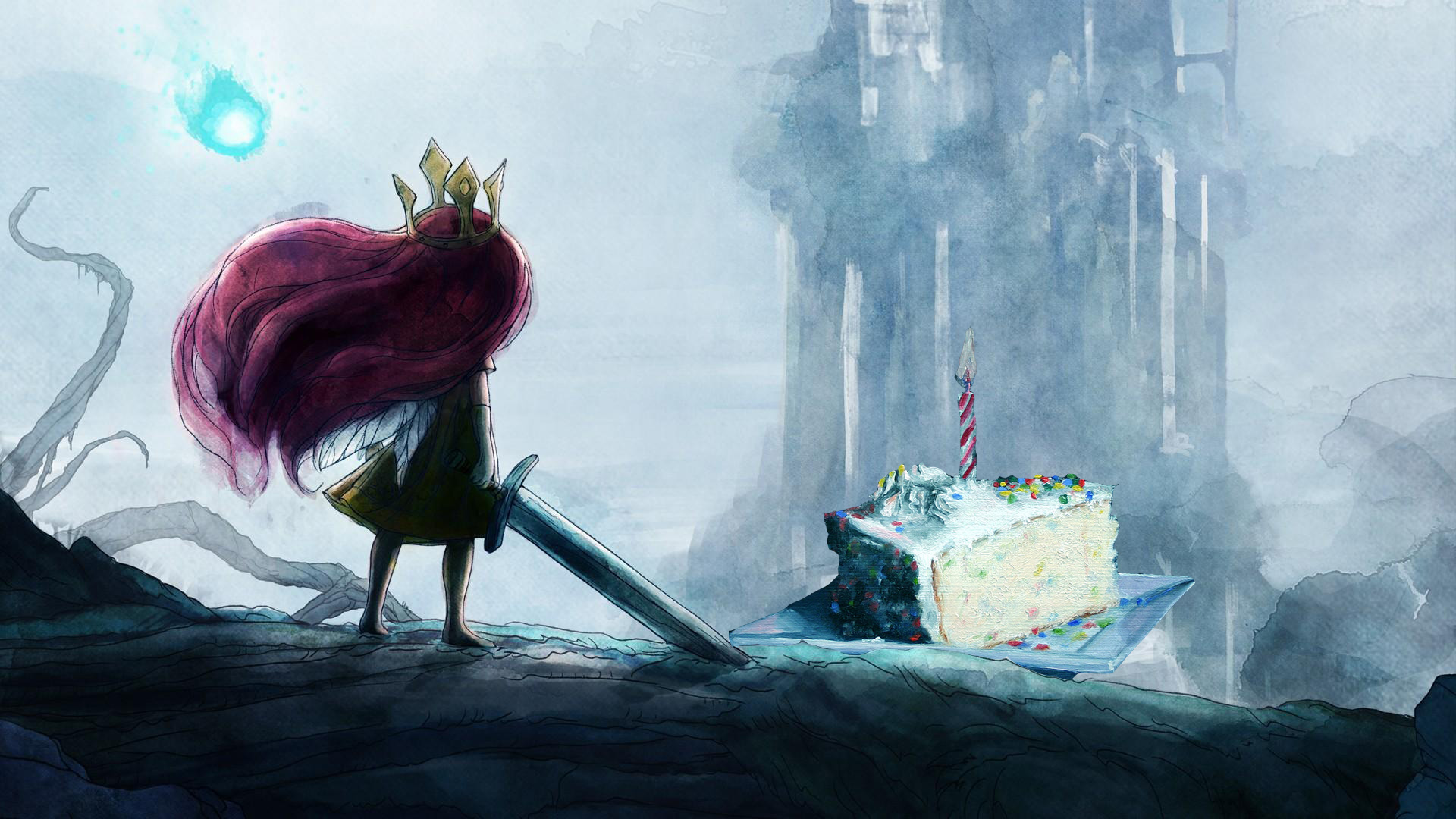 13 – Child of Light / l'anniversaire !