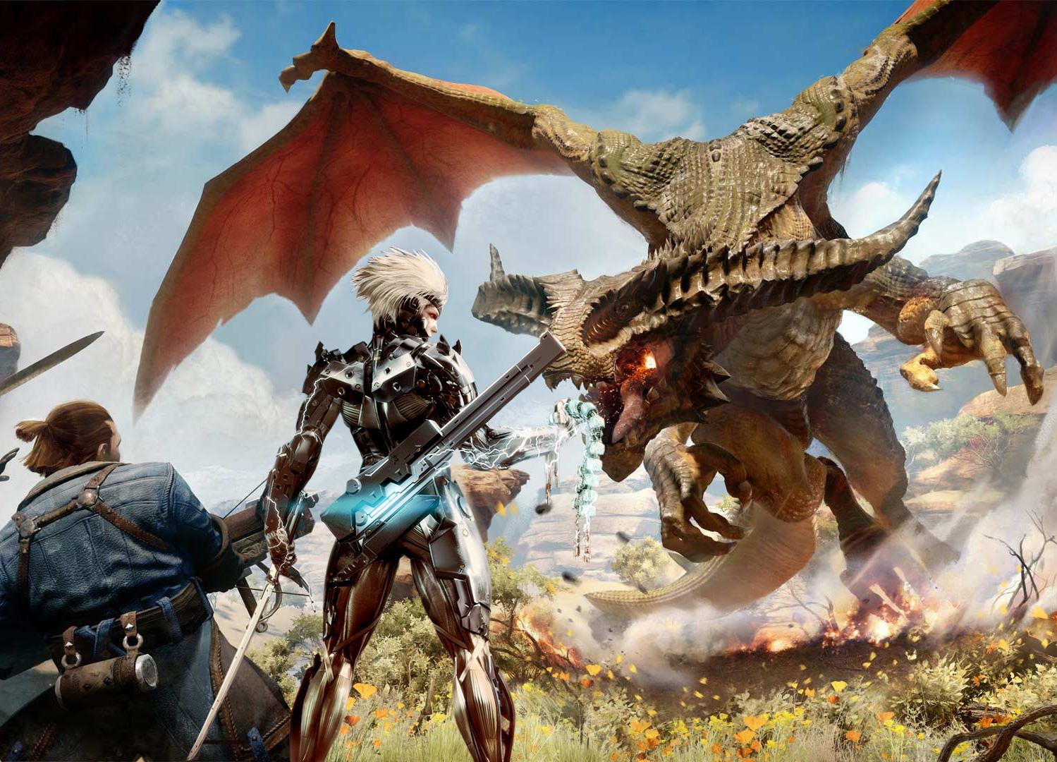 20 – Dragon Age Inquisition / Metal Gear Rising Revengeance