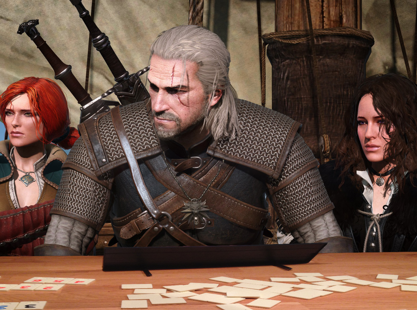 21 – The Witcher 3 / Rummikub – Rummikub junior