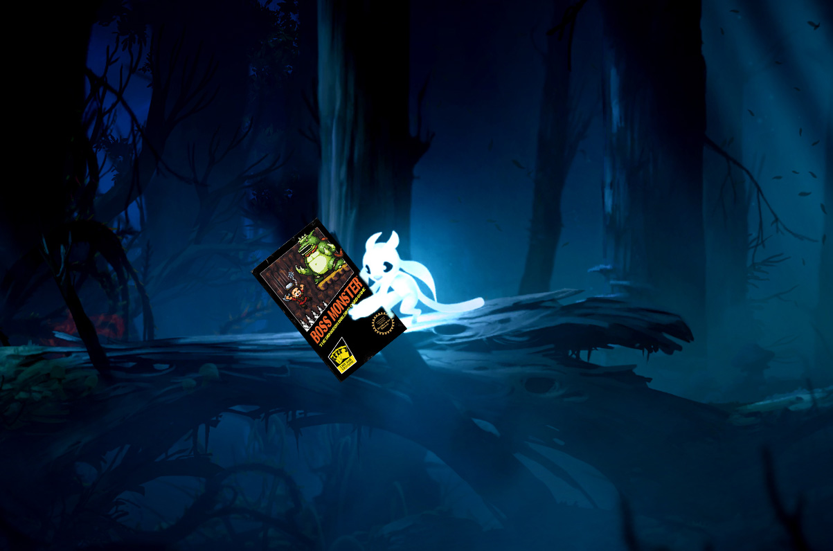 23 – Ori And The Blind Forest – Boss Monster