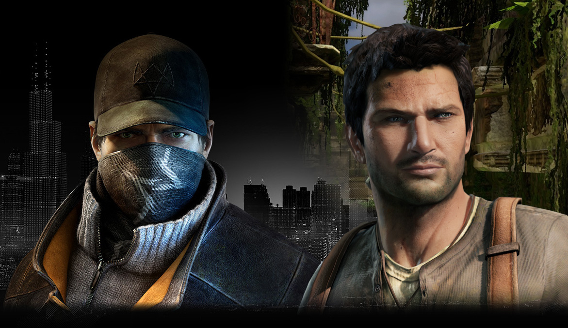 32 – Uncharted Drake's Fortune / Watch Dogs
