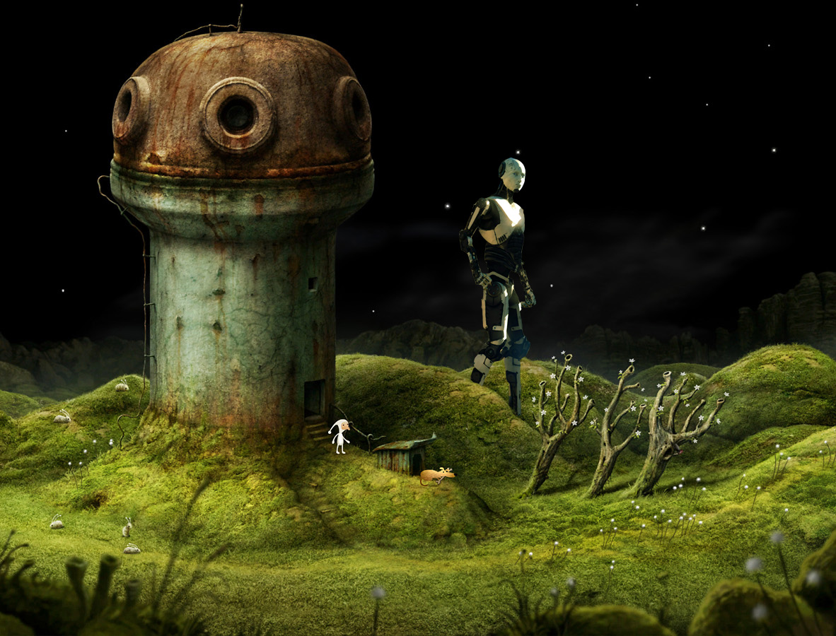 34 – Samorost 3 / The Talos Principle
