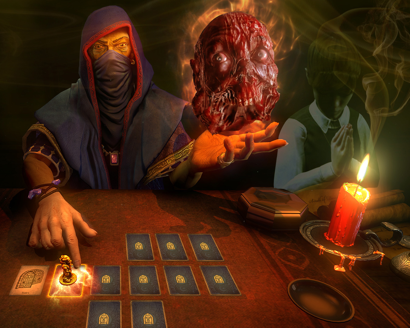 44 – Outlast 2 / Hand of fate