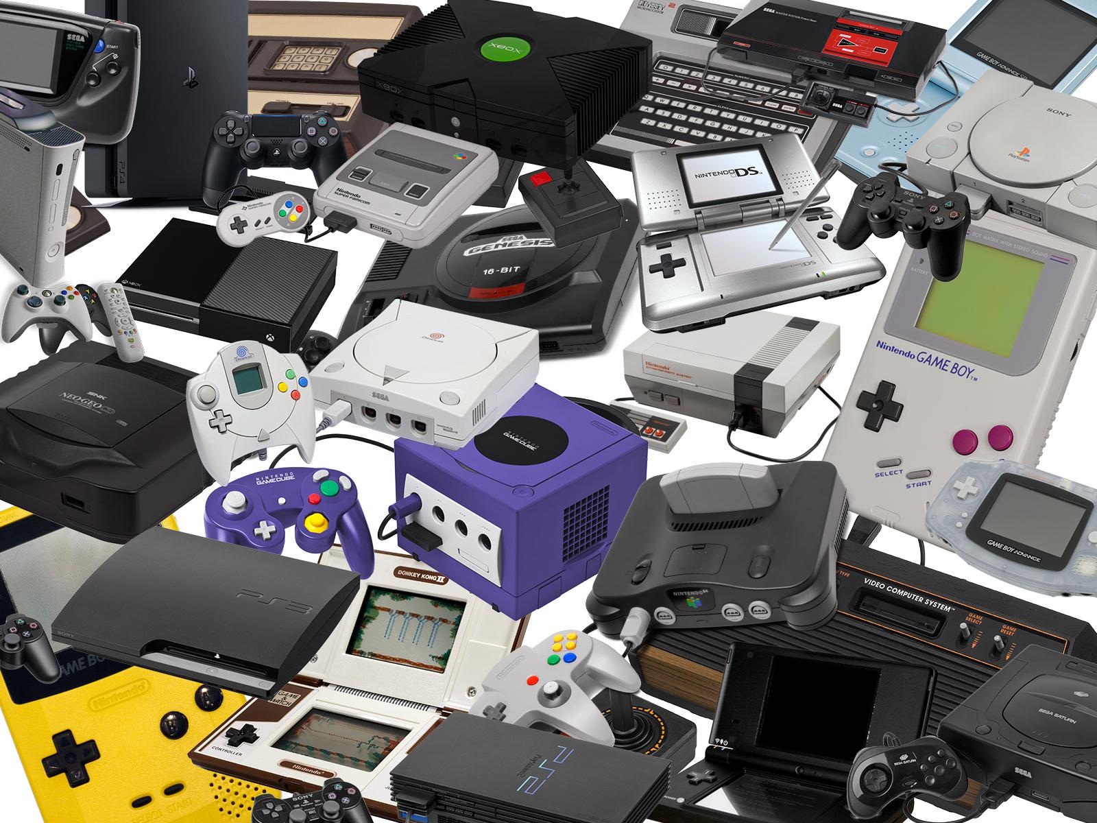 Hors Série 5 – Le jeu vidéo passé, présent, futur