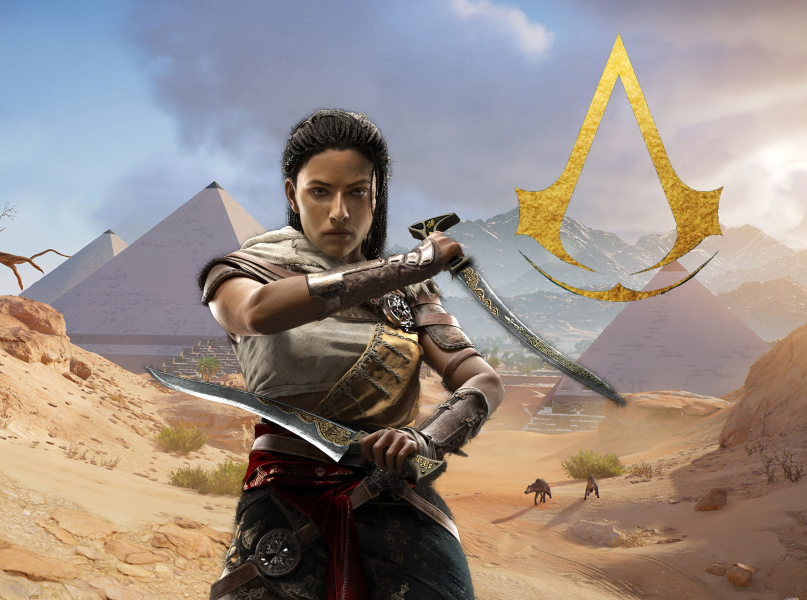 56 – Assassin's Creed Origins