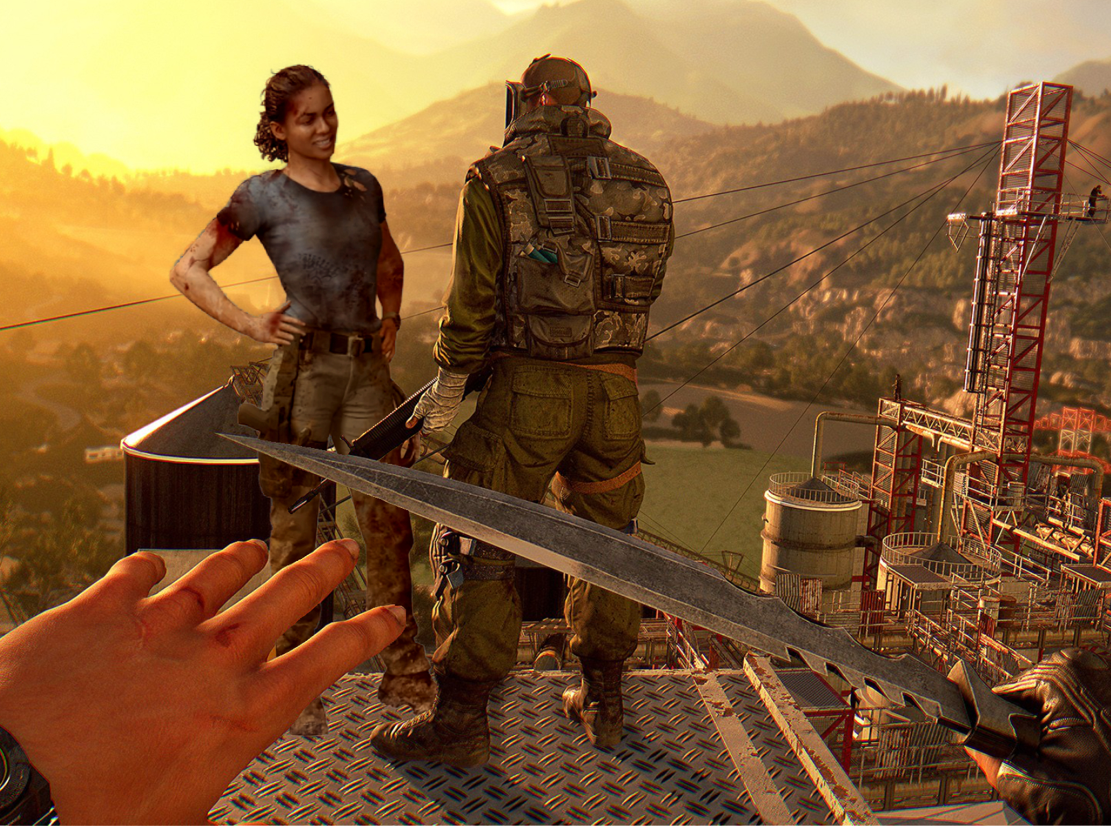 58 – Dying Light / Uncharted The Lost Legacy