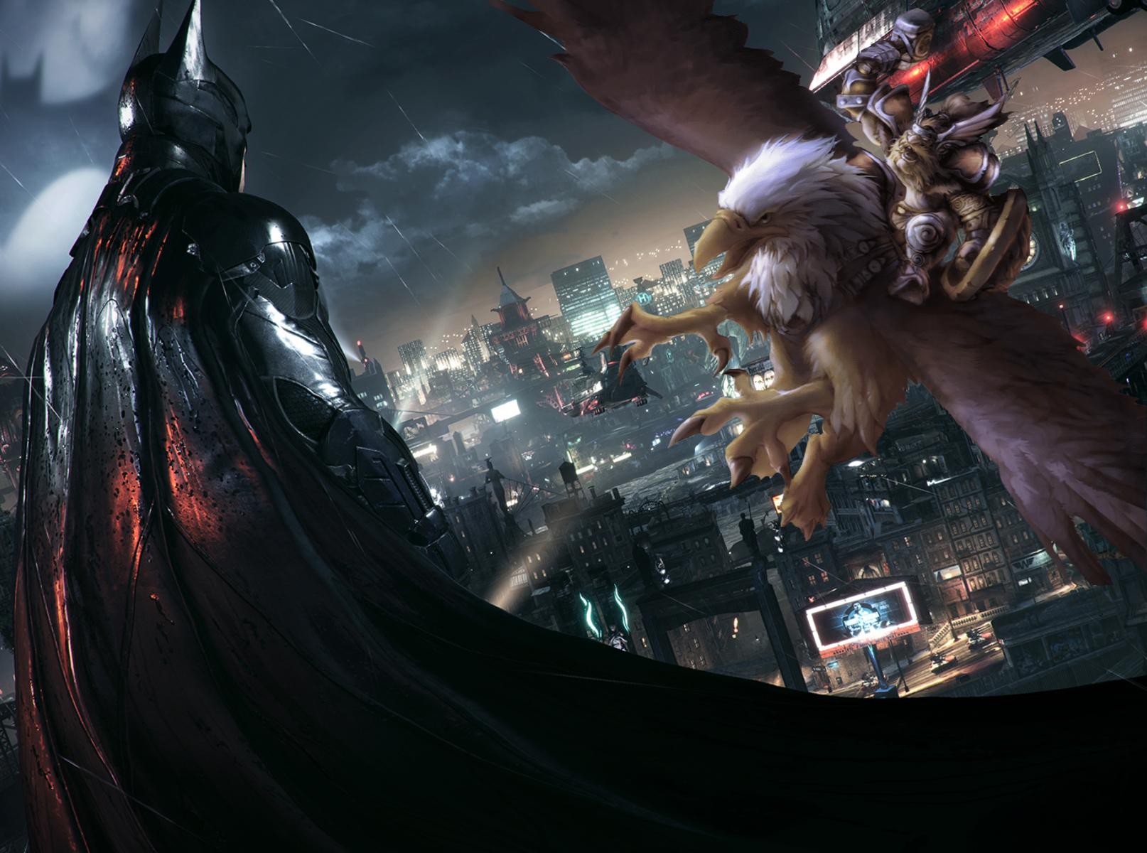 60 – Batman Arkham…