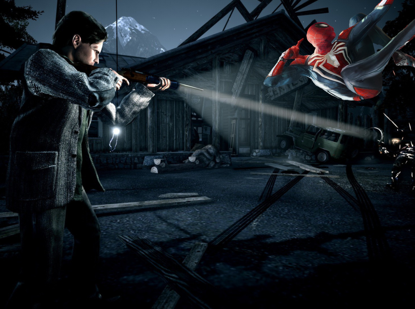 62 – Alan Wake / Spiderman