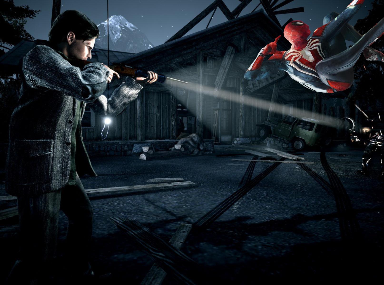 62 – Alan Wake / Spiderman