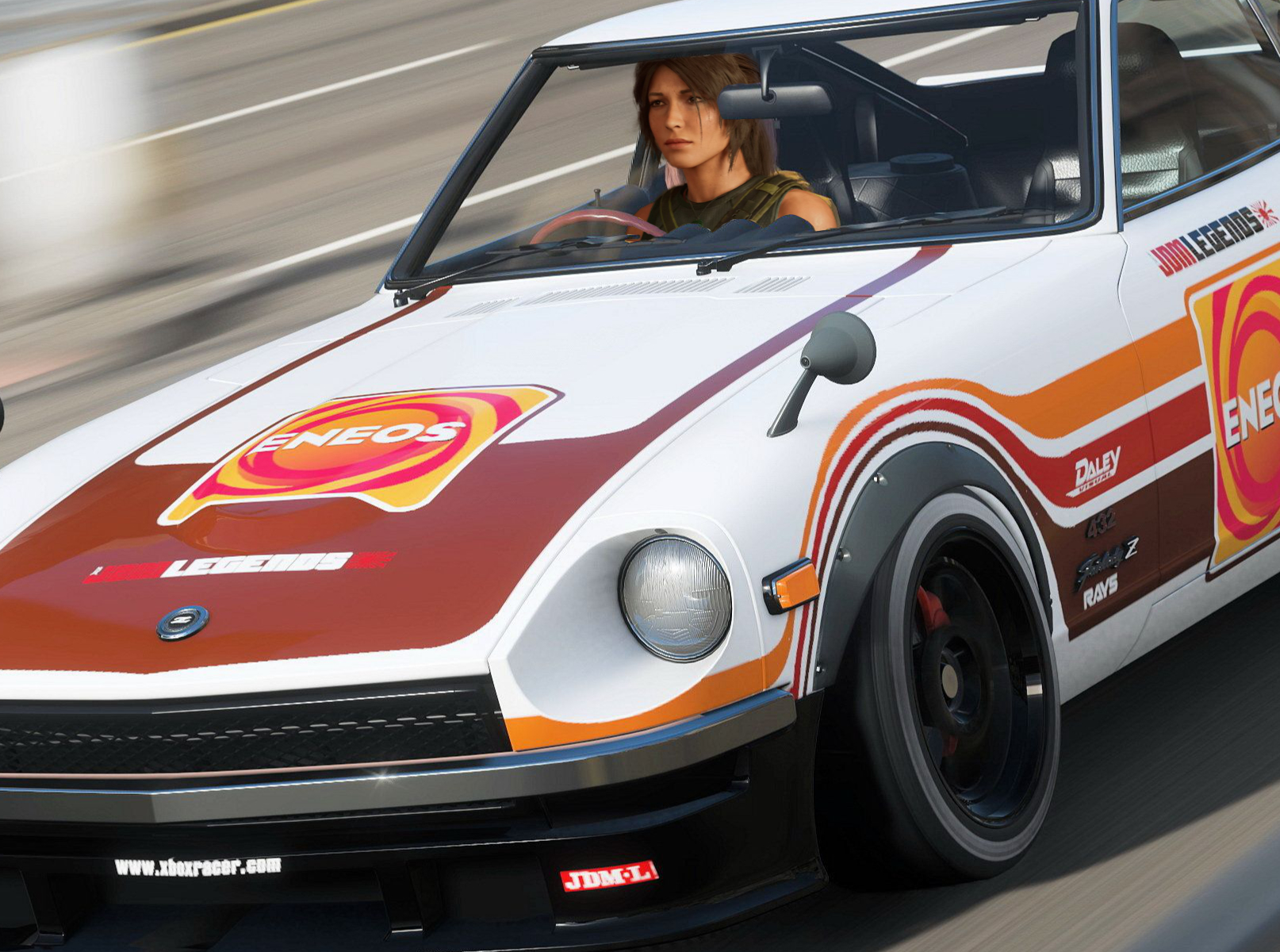 63 – Forza Horizon 4 / Shadow of the Tomb Raider