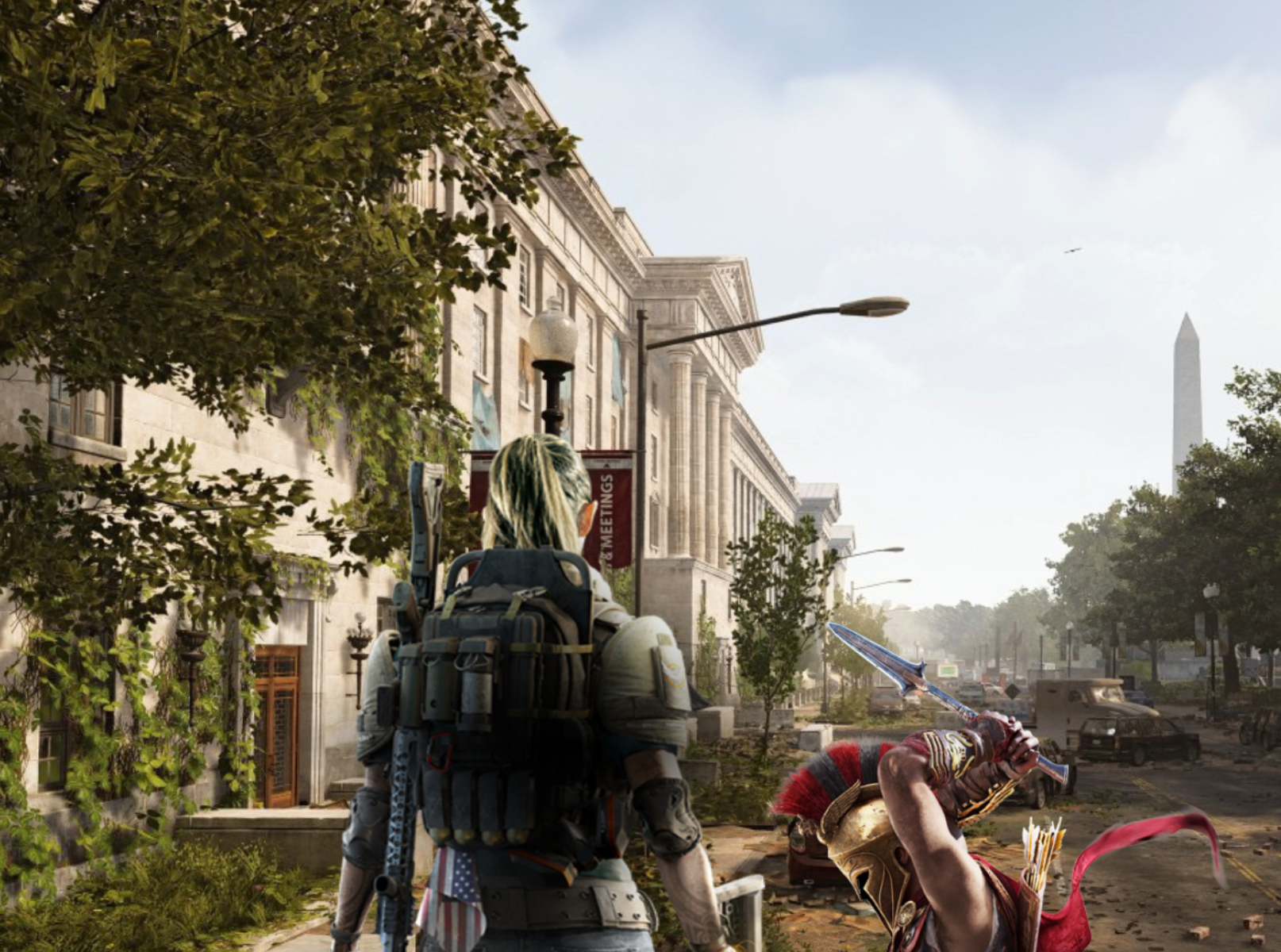 67 – The Division 2 / Assassin's Creed Odyssey