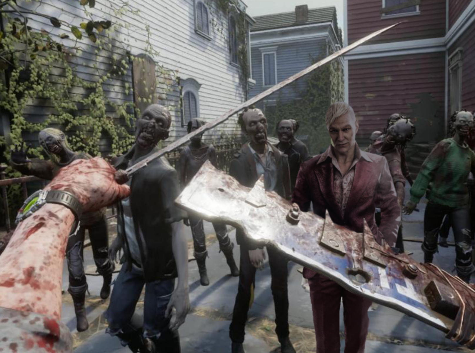 77 – The Walking Dead Saints & Sinners / FarCry 4