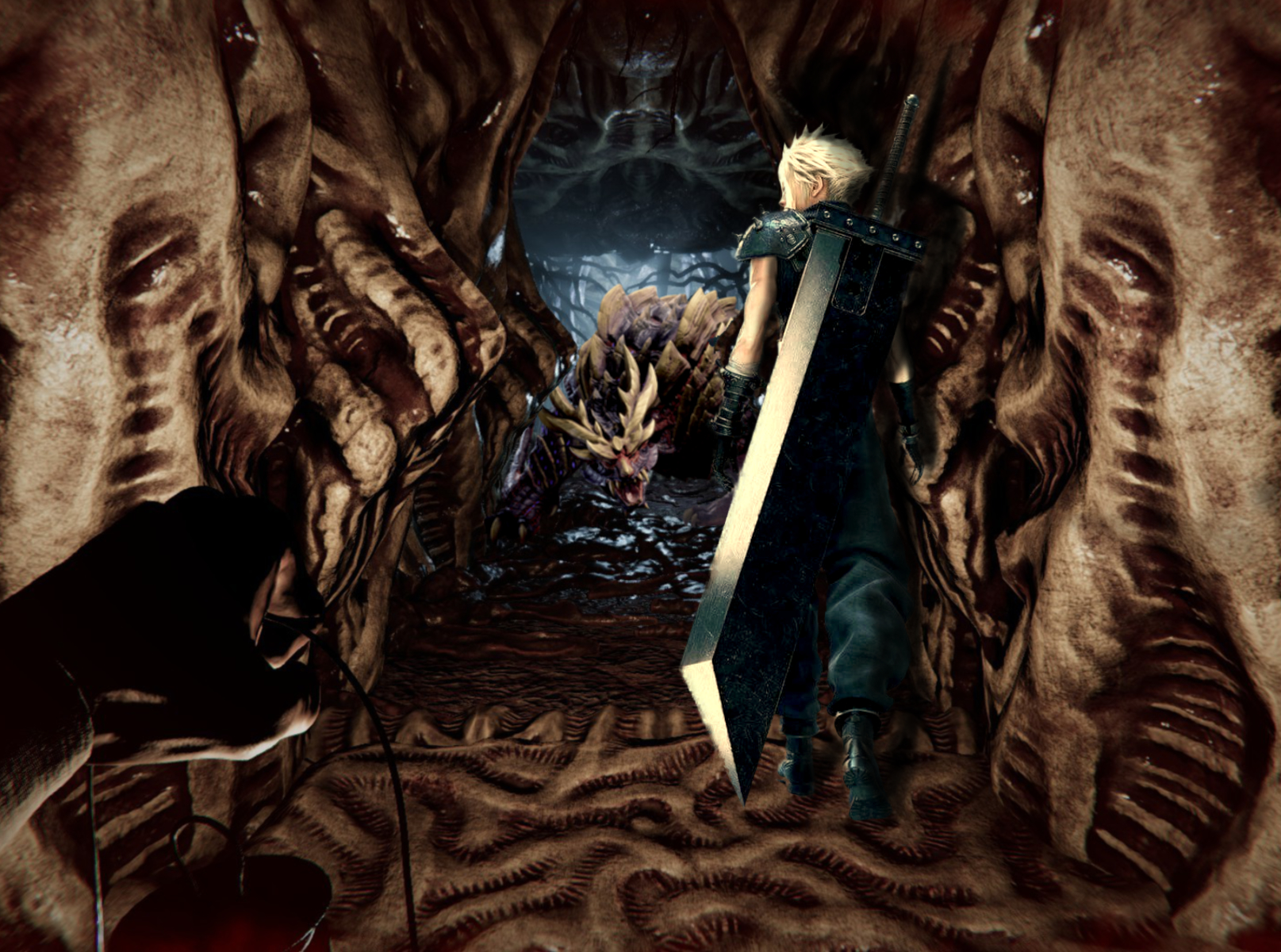 91 – Lust From Beyond / Final Fantasy VII Remake / Monster Hunter Rise
